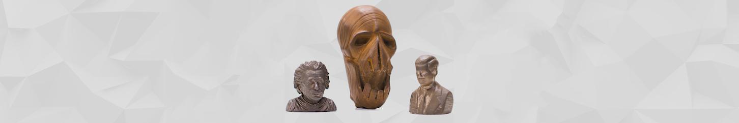 Metallic PLA  3D Printing Filament