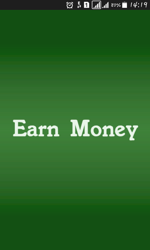 Earn Money- screenshot