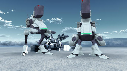 Destroy Gunners SP / ICEBURN!! screenshot 5
