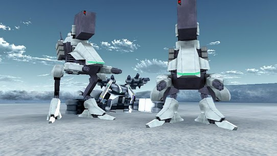 Destroy Gunners SP / ICEBURN!! 5