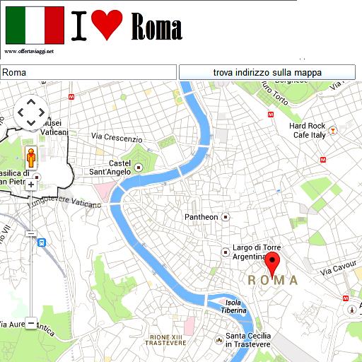 Rome map 旅遊 App LOGO-硬是要APP
