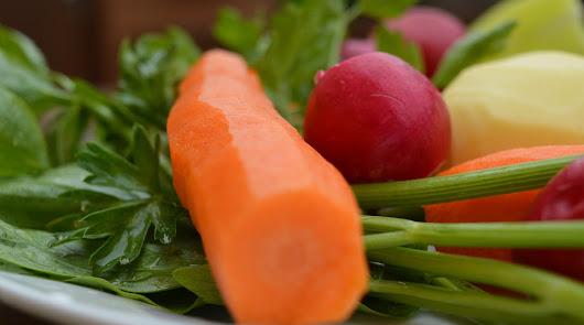 Guiso de verduras para un domingo sano