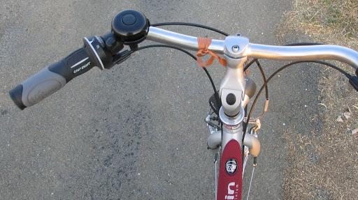 Une balade à vélo autour du village ?