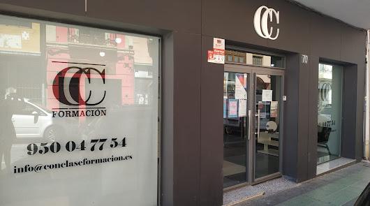 Con Clase Formación, excelencia educativa en Almería