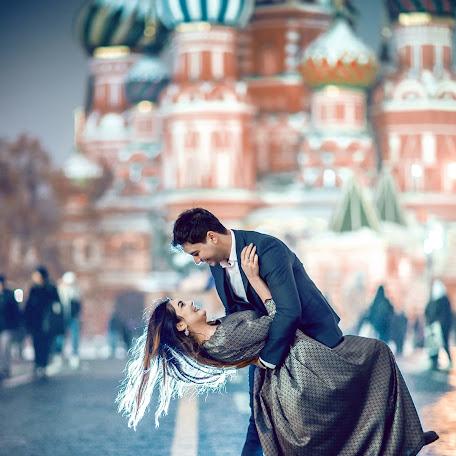 Fotógrafo de bodas Kelvin Gasymov (Kelvin). Foto del 24.12.2017
