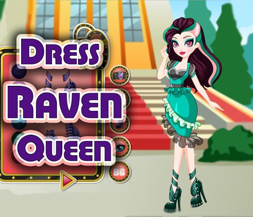 New dressup Raven