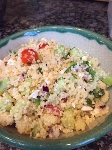 Jewel Couscous/or Quinoa Salad