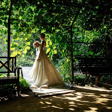 Wedding photographer Marina Meshkova (kachunizza). Photo of 04.08.2016