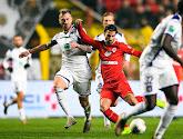 """Peter Zulj satisfait d'un point arraché à l'Antwerp : """"C'était de la bagarre, pas du football"""""""