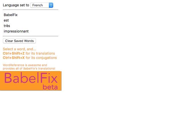 BabelFix