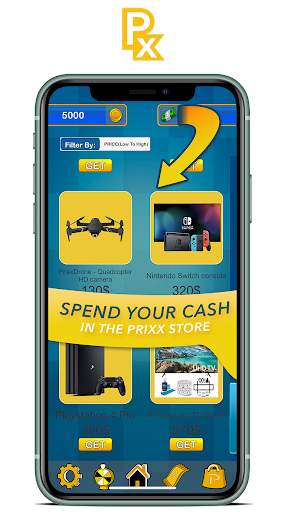Prixx - Play and earn prizes 1.1.1 screenshots 4