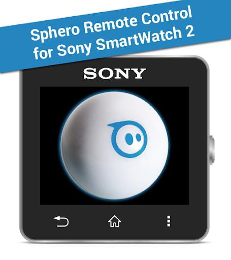 Sphero Remote for SmartWatch 2