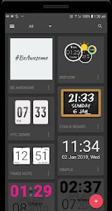 UCCW - Ultimate custom widget 4.8.4 (Donate)