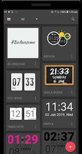 UCCW – Ultimate custom widget 1