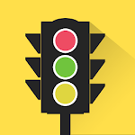 Driving License Practice Test Icon