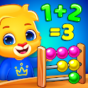 Number Kids - Counting & Math Games icon