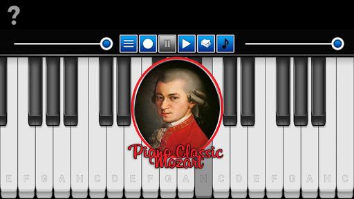 モーツァルトのピアノクラシック