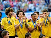 """Roberto Martinez is trots op zijn 'Gouden Generatie': """"Op jonge leeftijd hebben ze het land met tranen in hun ogen verlaten"""""""