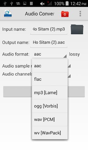Ogg Audio Converter
