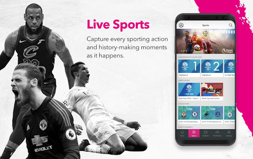 Astro GO - Watch TV Shows, Movies & Sports LIVE 8.2.6 screenshots 9