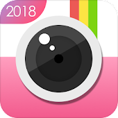 Candy Selfie Camera - Photo Editor, Kawaii Photo