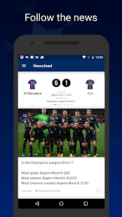 League Live — Champions League- screenshot thumbnail