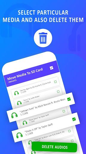 Move Media Files to SD Card: Photos, Videos, Music screenshots 3