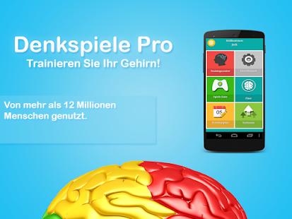 Denkspiele Pro Screenshot