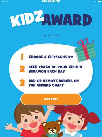 KidzAward- screenshot