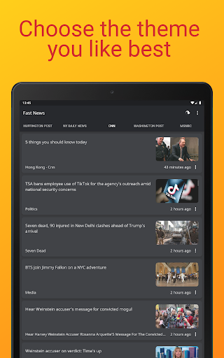 Fast News 3.5.5 Screenshots 12