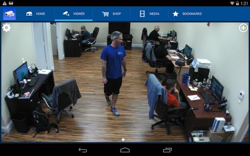 iCamViewer IP Camera Viewer 3.0.6 screenshots 1