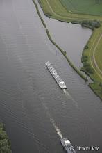 Photo: Kanalbåter, også et vanlig syn i Nederland.