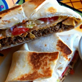 Make Taco Bell's Crunch Wrap Supreme at Home.