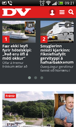Newspapers of Iceland