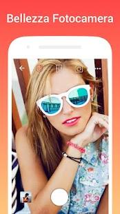 Selfie Camera - bellezza camera, editor di foto Screenshot