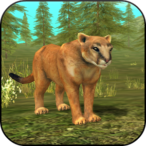 Wild Cougar Sim 3D for PC and MAC