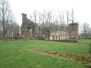 Photo: Kloster Wörschweiler, belles ruines d' une ancienne abbaye cistercienne