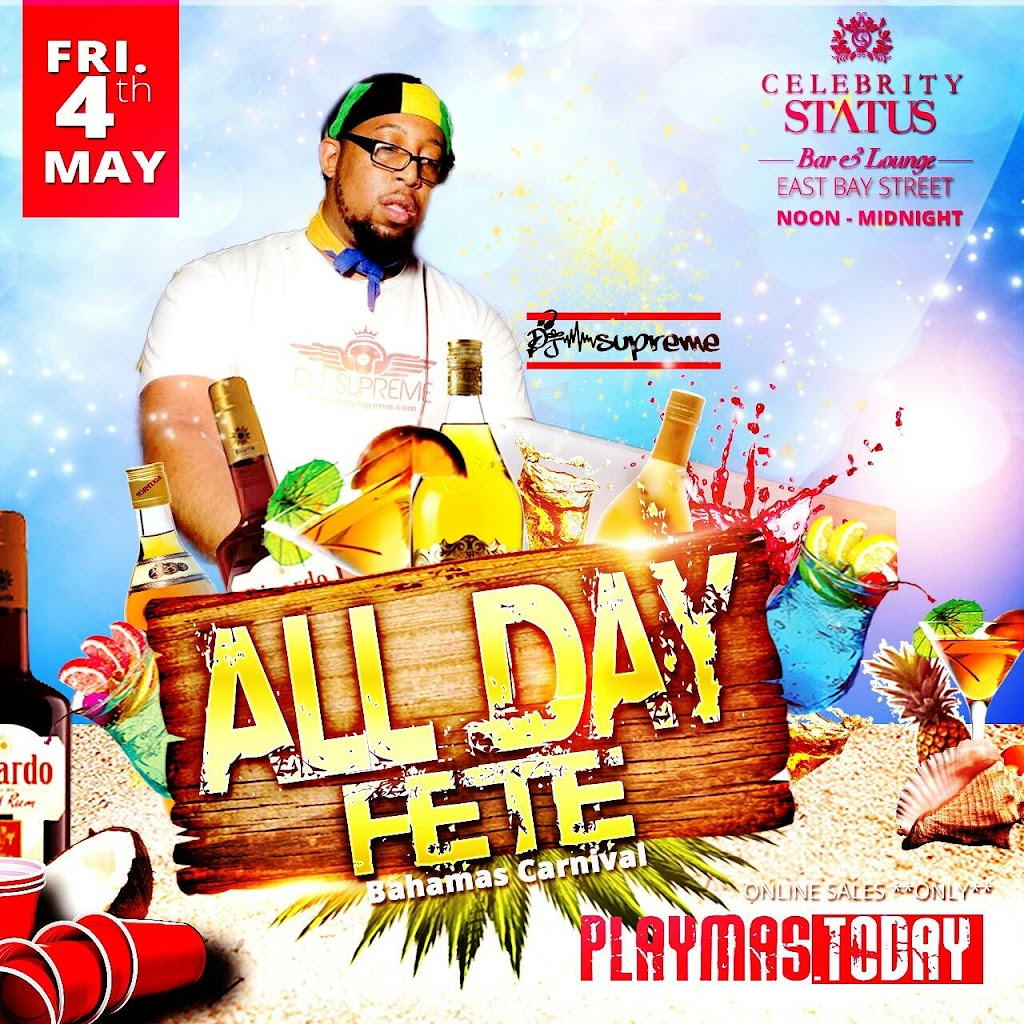 Bahamas All Day Fete