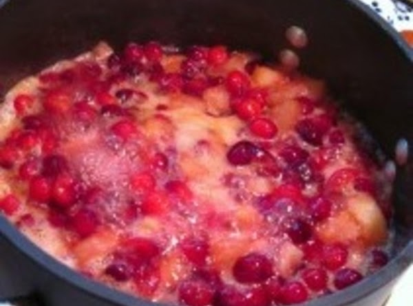 Bring water and sugar to a boil in a saucepan over medium heat. Add...