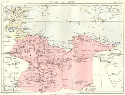 Arab abuse of the Jews of north Africa, in the mid-1800s