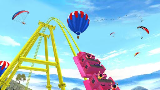 Roller Coaster 3D  screenshots 1