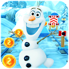 Subway Olaf Super Adventure