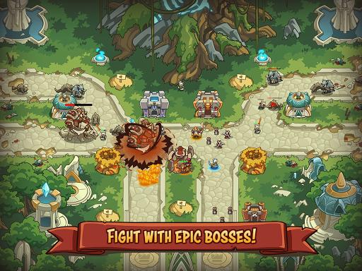 Empire Warriors TD: Defense Battle (Tower Defense) (Unreleased)  screenshots 10