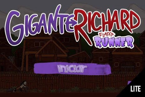 Giga Flappy Runner Lite - náhled