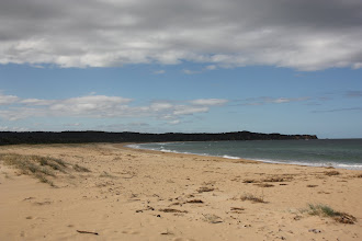 Photo: Year 2 Day 166 -  The Lovely Sandy Beach in the Other Direction