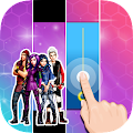 Descendants 2 Piano Game APK