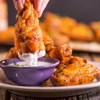 Emeril Lagasse's Chicken Wings.