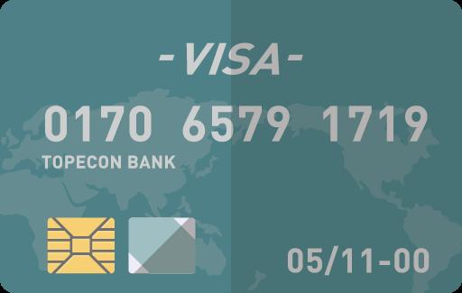 宝くじ公式サイトに登録可能なクレジットカードの種類