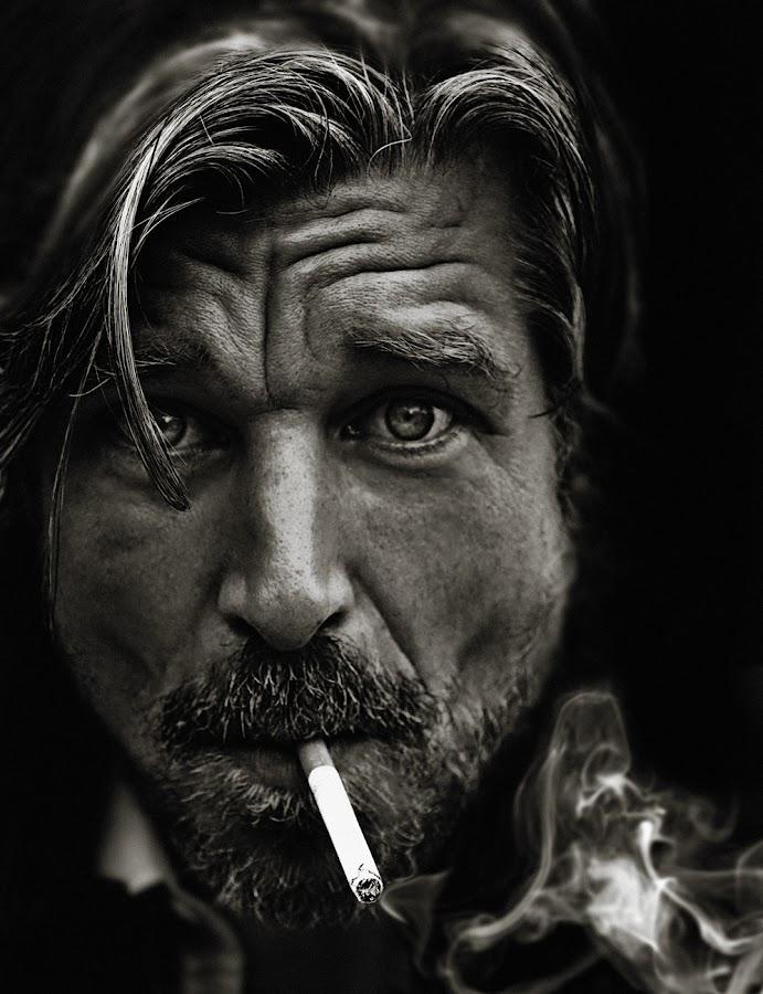 Karl Ove Kanusgard- writer by Mario Krmpotic Valenchic - People Portraits of Men