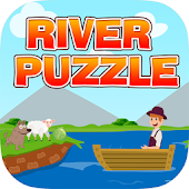River Puzzle - IQ Test Mind